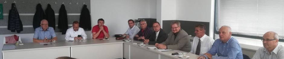 Jednání pøedstavenstva ADTT a hostù, 24. záøí 2019, Olomouc
