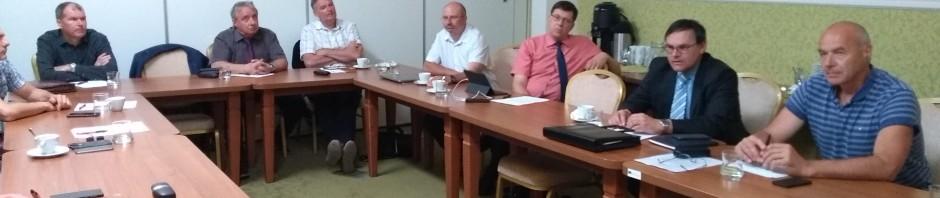 Jednání pøedstavenstva Asociace dodavatelù tepla a technologií, èlenù a hostù, 5. èerven 2019, Karlovy Vary